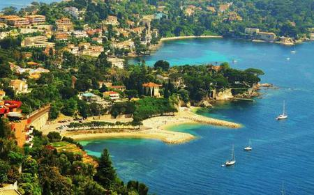 Private Tour with Private Driver in the French Riviera