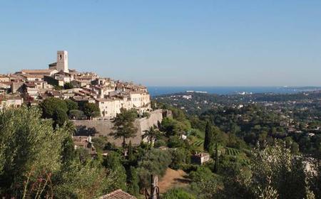 Discover Cannes, Grasse & St Paul de Vence