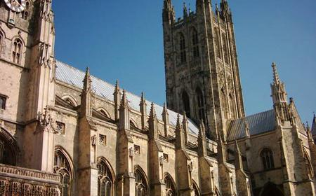 Canterbury Cathedral and the Famous Tales Private Tour