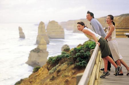 3-Day Great Ocean Road Adventure from Melbourne to Adelaide including the Grampians National Park