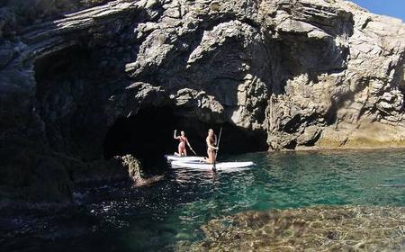 Mallorca: 3-Hour Paddle Surf Adventure in Alcúdia