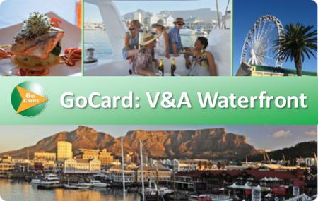 GoCard: V&A Waterfront Explore 4 Attractions