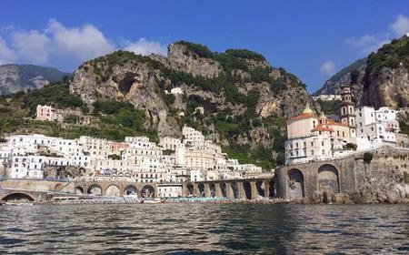 Amalfi: Full-Day Exclusive Private Boat Tour