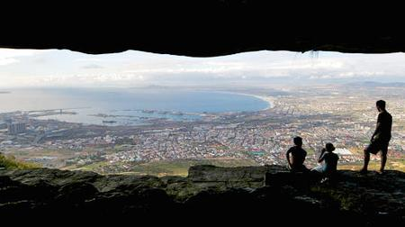 Cape Town: Woodstock Cave Hike