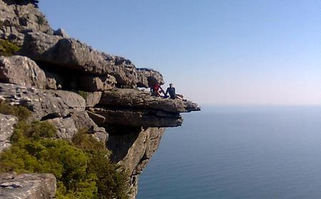 Half-Day and Full-Day Hikes: Table Mountain South Africa