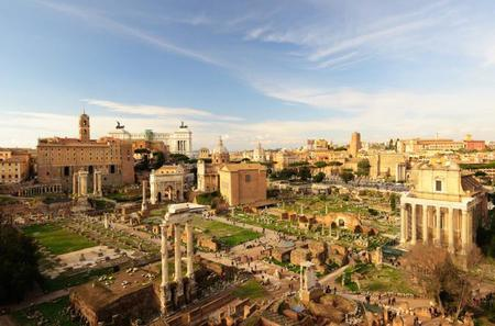 Skip the Line: Colosseum, Palatine Hill and Roman Forum Official Guided Tour - Entrance fee included