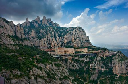 Montserrat Half Day Tour: Easy Hike with Hotel Pick-up from Barcelona