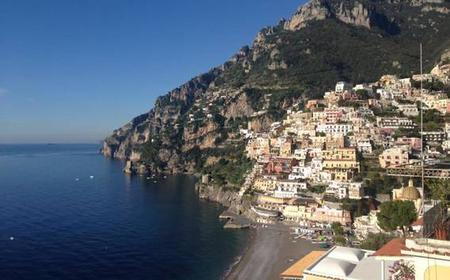 Three-Day Southern Italy (Amalfi Coast & Pompeii)