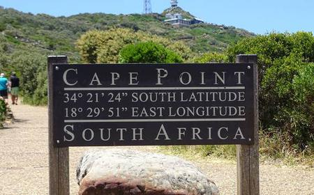 Cape of Good Hope: Private Full-Day Tour from Cape Town