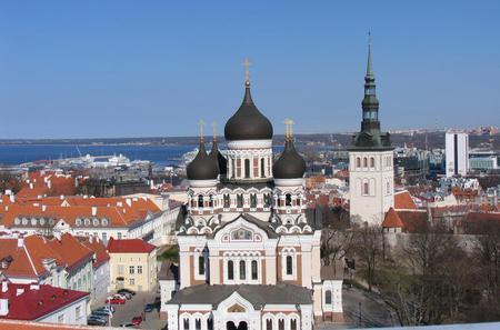 Tallinn City Walking Tour
