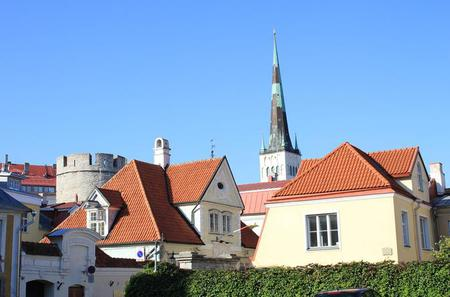 Tallinn highlights Shared Group Tour starting from the cruise port