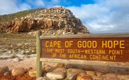 Full Day Cape Peninsula Tour from Cape Town