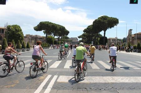 Rome by bike - Classic Rome Tour