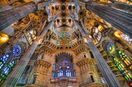 Sagrada Familia and Park Guell Private Guided Family Tour in Barcelona