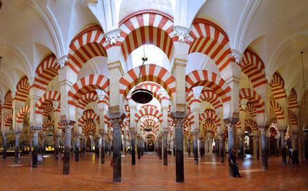 From Seville: Private Transfer to Granada via Cordoba
