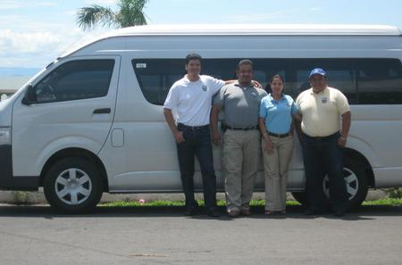 One-Way Private Transfer from San Juan del Sur to Managua