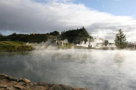 Golden Circle and Secret Lagoon Hot Springs Day Trip from Reykjavík