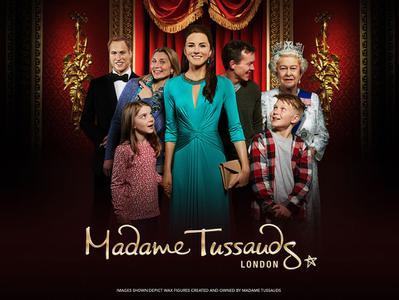 Madame Tussauds London Guaranteed Entrance Admission Ticket