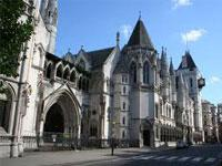 Law in London Half Day Small Group Walking Tour