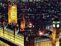 Illuminations of London Open Top Bus Tour