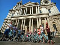 The Classic London Bicycle Tour