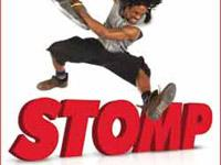STOMP at The Ambassadors Theater on Londons West End