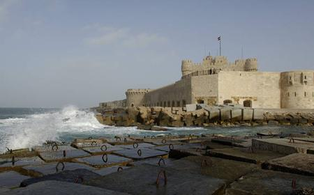 Alexandria: 6-Hour City Tour with Entrance Fees & Lunch