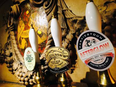 London Traditional British Ale Evening Class with Local Food Tastings
