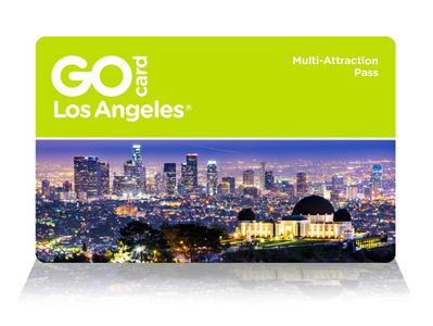 Go Los Angeles Card -  Los Angeles Best Attraction Pass