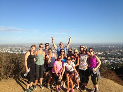 Hollywood Hills Morning Hike
