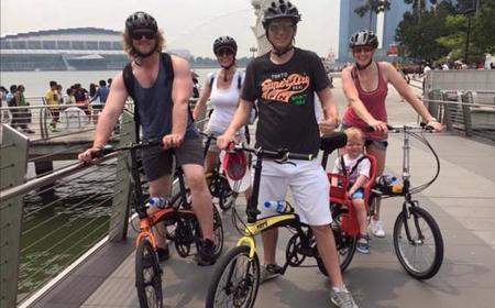 Best of Singapore Bike Tour