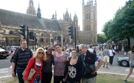 London: Westminster and City Free Walking Tour
