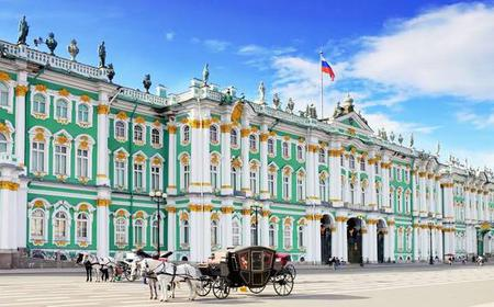 Saint-Petersburg: Skip-the-line Hermitage Tour
