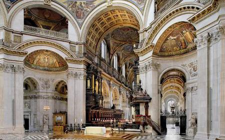 St Paul's Cathedral: Skip the Line Entrance