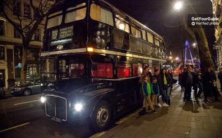 Comedy Horror Show: London Ghost Bus Tour