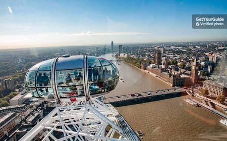 Coca Cola London Eye 4D Experience Tickets