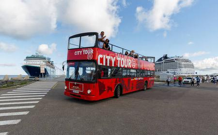 Tallinn: City Tour Hop-On Hop-Off + Museums
