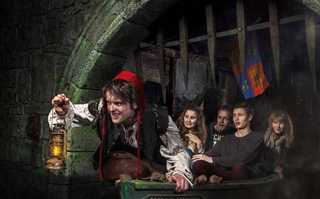 The London Dungeon Entrance Tickets