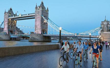 London at Night 3-Hour Bike Tour