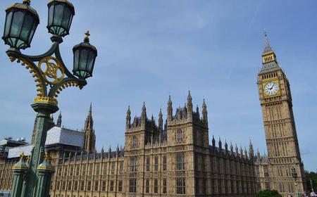 London: Big Ben to Covent Garden Personalized Tour