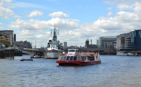 London: Thames Cruise and Tower Bridge Entrance Fee