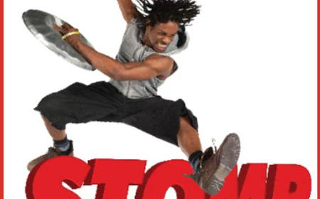 STOMP Tickets: London West End Show