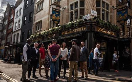 London: Soho Legends and Pub Small Group Tour