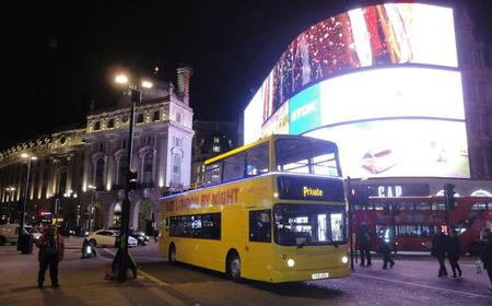 London: Night Bus Tour and Ripley's Believe it or Not!