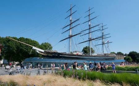 London: Thames Cruise and Cutty Sark Entrance Fee