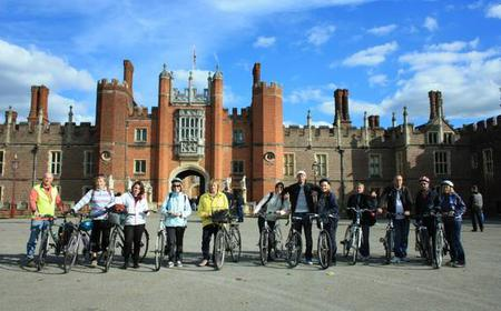 Hampton Court Palace Bike Tour, Royal Park, and Picnic