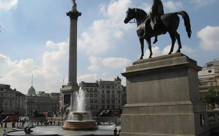Trafalgar Square and National Gallery Walking Tour