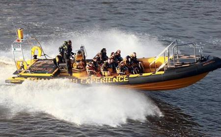 Thames Rib Experience Canary Wharf Speedboat Tour