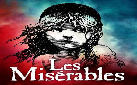 London: Les Miserables West End Ticket