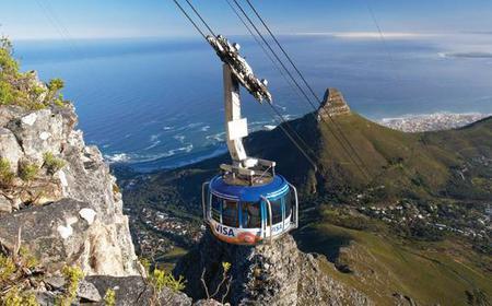 Cape Town City Private Tour & Constantia Winelands